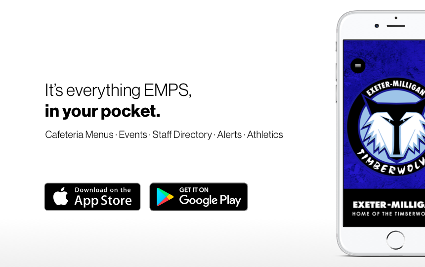 EMPS Announces New App!